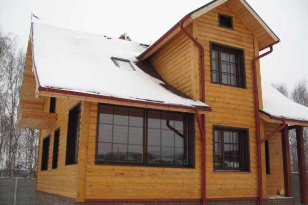 Элитные окна для загородного дома