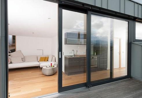 Немецкие деревянные окна Unilux