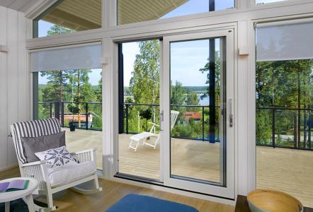 Финские деревянные окна Domus