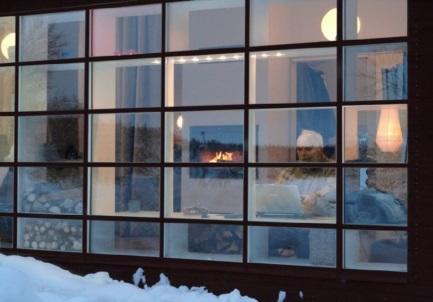 Шведские деревянные окна SSC